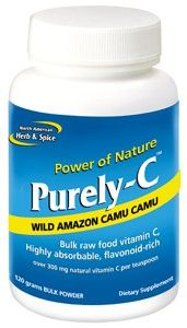 Purely-C Bulk Powder (120 gms) North American Herb and Spice