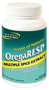 OREGARESP P73 (veggie 30 caps) North American Herb and Spice