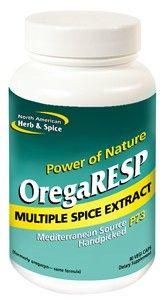 OREGARESP P73 veggie (90 caps) North American Herb and Spice