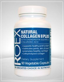 Natural Collagen II Plus (90 capsules) Roex