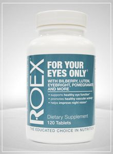 For Your Eyes Only (60 tabs) Roex