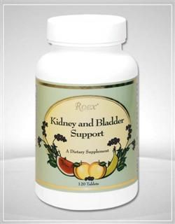 Kidney and Bladder Support (120 tablets) Roex