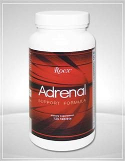 Adrenal Support Formula (120 tablets) Roex