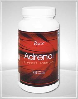 Adrenal Support Formula (120 tablets) Roex