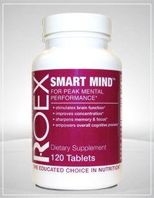 Smart Mind (90 caps) Roex