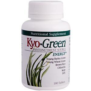 Kyo-Green (180 tabs) Kyolic