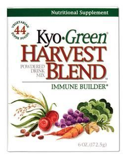 Kyo-Green Harvest Blend Drink Mix (6 oz) Kyolic
