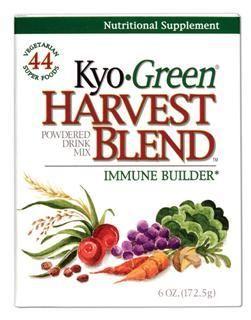Kyo-Green Harvest Blend Drink Mix (6 oz) Kyolic