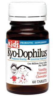 Kid's Kyo-Dophilus (60 tabs) Kyolic