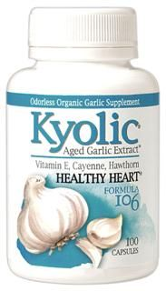 Kyolic Healthy Heart Formula 106 (100 capsules) Kyolic