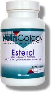 Esterol Ester-C with Bioflavonoids (200 Vcaps) NutriCology