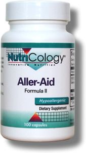Aller-Aid Formula II (100 Vcaps) NutriCology