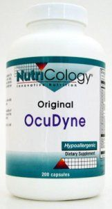 OcuDyne (200 Vcaps) NutriCology