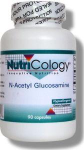 N-Acetyl Glucosamine (NAG) (90 Caps) NutriCology