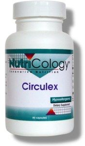 Circulex, Proanthanol (90 Vcaps) NutriCology