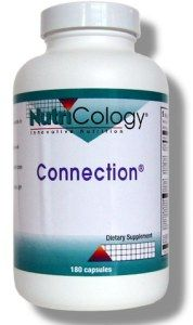Connection - Connective Tissue Support (180 capsules) NutriCology