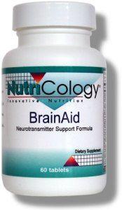 BrainAid (60 tablets) NutriCology