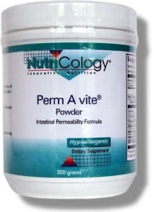 Perm A vite Powder (300 grams) NutriCology