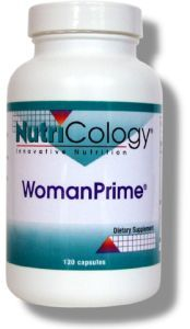 WomanPrime (120 vCaps) NutriCology