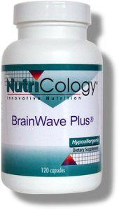 BrainWave Plus (120 capsules) NutriCology