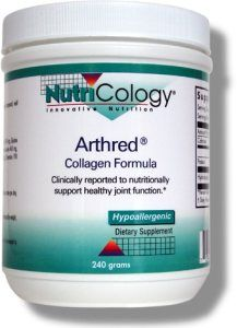 Arthred Collagen Formula (240 grams powder) NutriCology