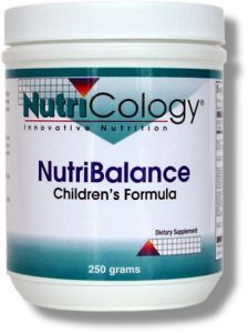 NutriBalance Children's Formula (250 grams) NutriCology