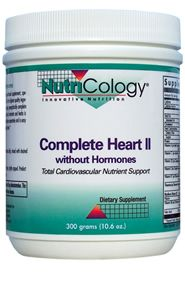 Complete Heart II (without Hormones 300 Grams) NutriCology