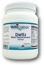 DietEz Meal Replacement (900 grams) NutriCology