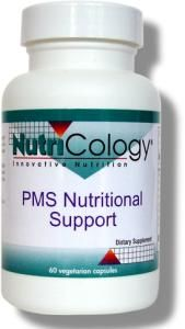 PMS Nutritional Support (60 Vcaps) NutriCology