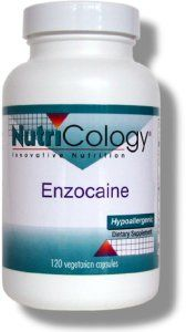 Enzocaine (120 Vcaps) NutriCology