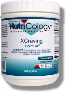 XCraving Formula Powder (300 grams) NutriCology