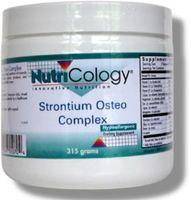 Strontium Osteo Complex Powder (315 grams) NutriCology