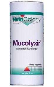 Mucolyxir Nanotech Nutrients Liquid (12 ml) NutriCology
