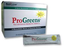 ProGreens | Advanced Probiotic Formula(15 packs) NutriCology