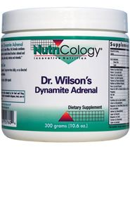Dr. Wilson NutriCology