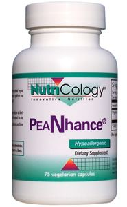PEA-N-hance, Phenylethylamine (75 vcaps) NutriCology