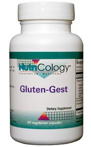 Gluten-Gest (60 Vcaps) NutriCology