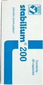 Stabilium 200 (30 caps) NutriCology