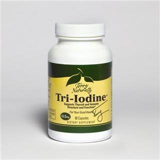 Tri-Iodine 12.5mg (90 capsule) EuroPharma