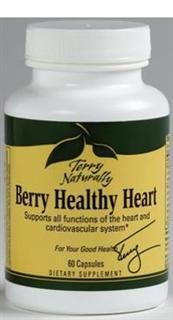Berry Healthy Heart (60 capsules) Terry Naturally