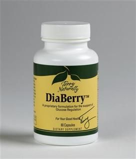 Diaberry (60 capsules) Terry Naturally