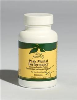 Peak Mental Performance (60 capsules) EuroPharma