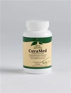 CuraMed 750mg (120 softgels) Terry Naturally