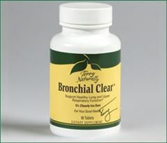 Bronchial Clear (90 tablets) Terry Naturally