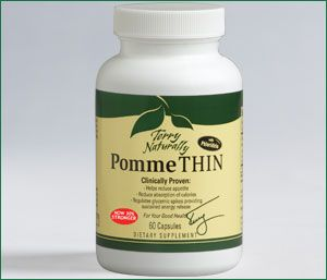 PommeThin (60 capsules) Terry Naturally