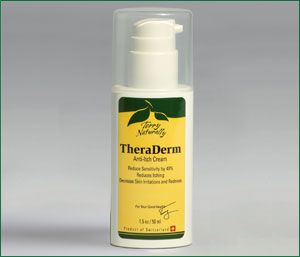 TheraDerm Anti-Itch Cream (1.5 oz) Terry Naturally