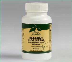 Allergy Essentials (60 capsules) Terry Naturally