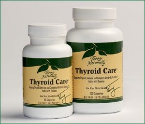 Thyroid Care (120 tablets) Terry Naturally