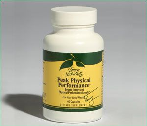 Peak Physical Performance (60 capsules) Terry Naturally
