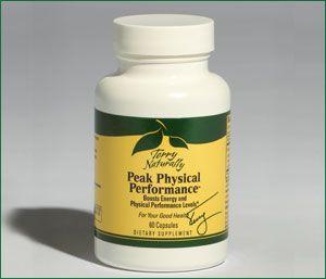 Peak Physical Performance (60 capsules) EuroPharma